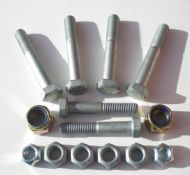 Front Suspension Bolt Kit